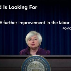 Fed's Keywords: Some, Solid and September 17