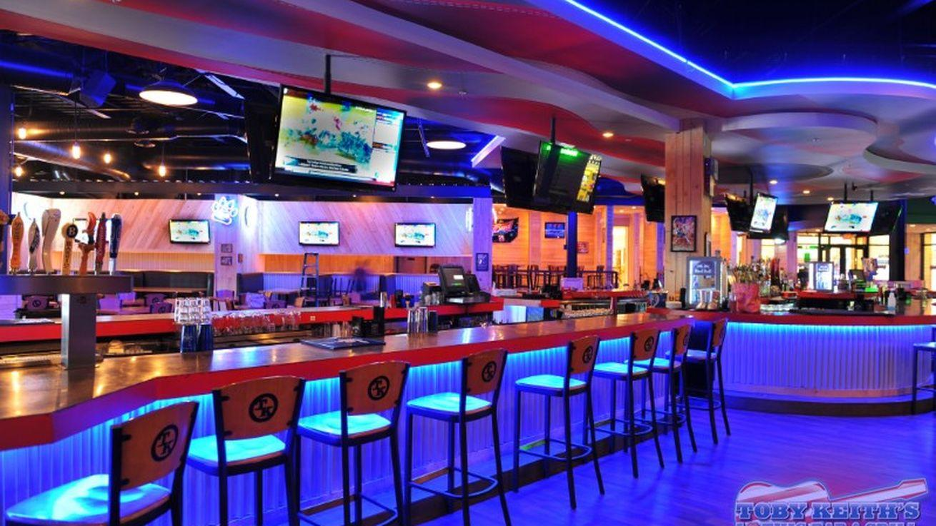 Toby Keith's I Love This Bar Memorabilia Will Be Auctioned Off