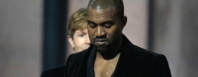 Kanye apologizes to Beck for Grammy outburst