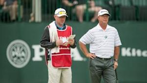 "Skinner succeeds with caddie Bollman""s support"