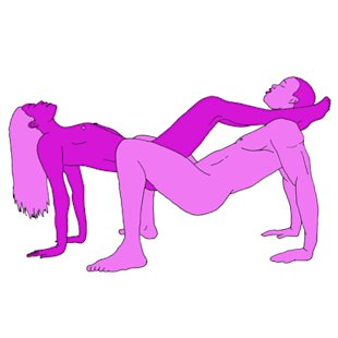 Sex position of the day: The interlock. In 1996 scientists accidentally ...