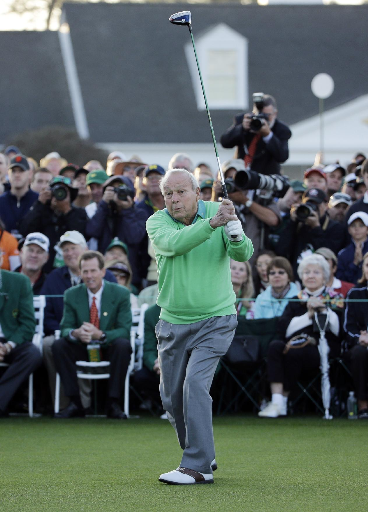 Interview: Arnold Palmer talks Bay Hill, Rory McIlroy and the Masters