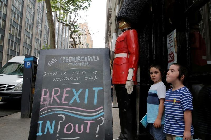 Brexit baffled punters, pundits and fund managers to the very end
