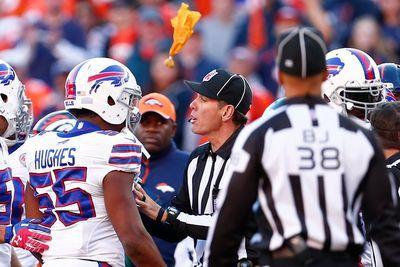 The Bills are racking up penalties, but so is the rest of the NFL