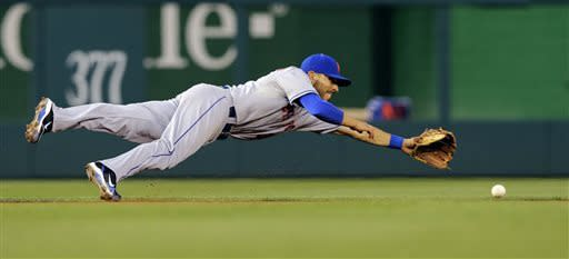 2 HRs for Byrd as Mets snap skid, top Nats 10-1