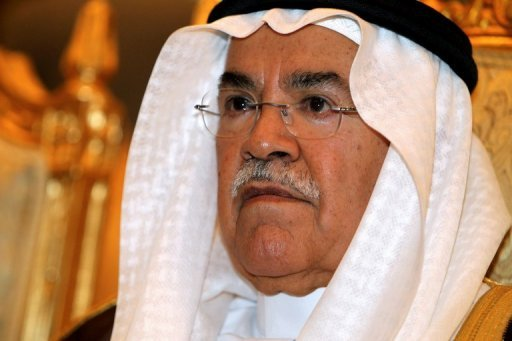 Saudi Oil Minister Ali al-Naimi, seen here in 2010, has said the oil-rich Gulf kingdom will work to satisfy global energy markets and to &quot;moderate&quot; prices