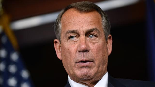John Boehner: The 'Talk About Raising Revenue Is Over'