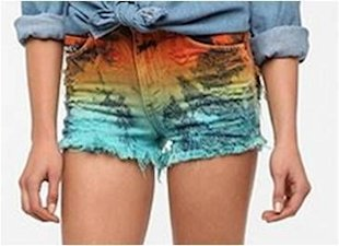 Statement Shorts