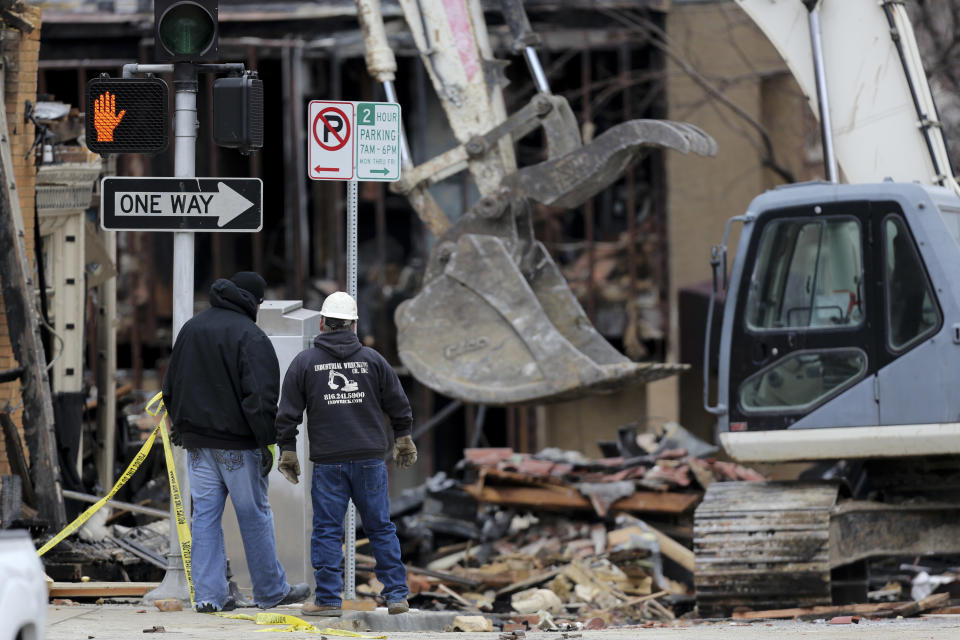 Subcontractor in deadly KC blast lacked permit