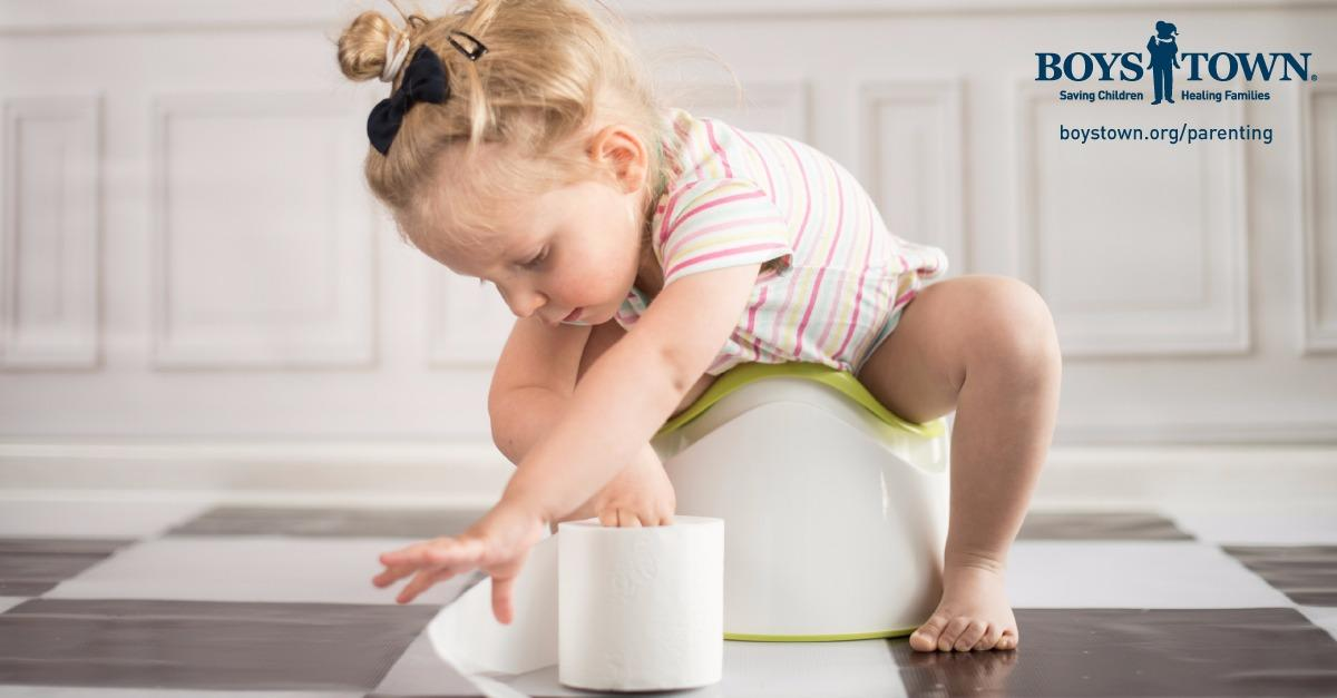 Is Your Child Ready for Potty Training?