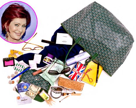 Sharon Osbourne: What&#39;s in My Bag?