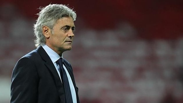 Franco Baldini has left Roma
