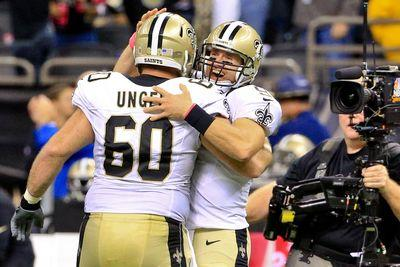 Even NFL kickers couldn't spoil Drew Brees' big night