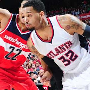 Dunk of the Night: Mike Scott