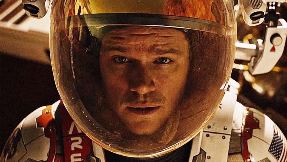 'The Martian' Lands Solid Opening In China
