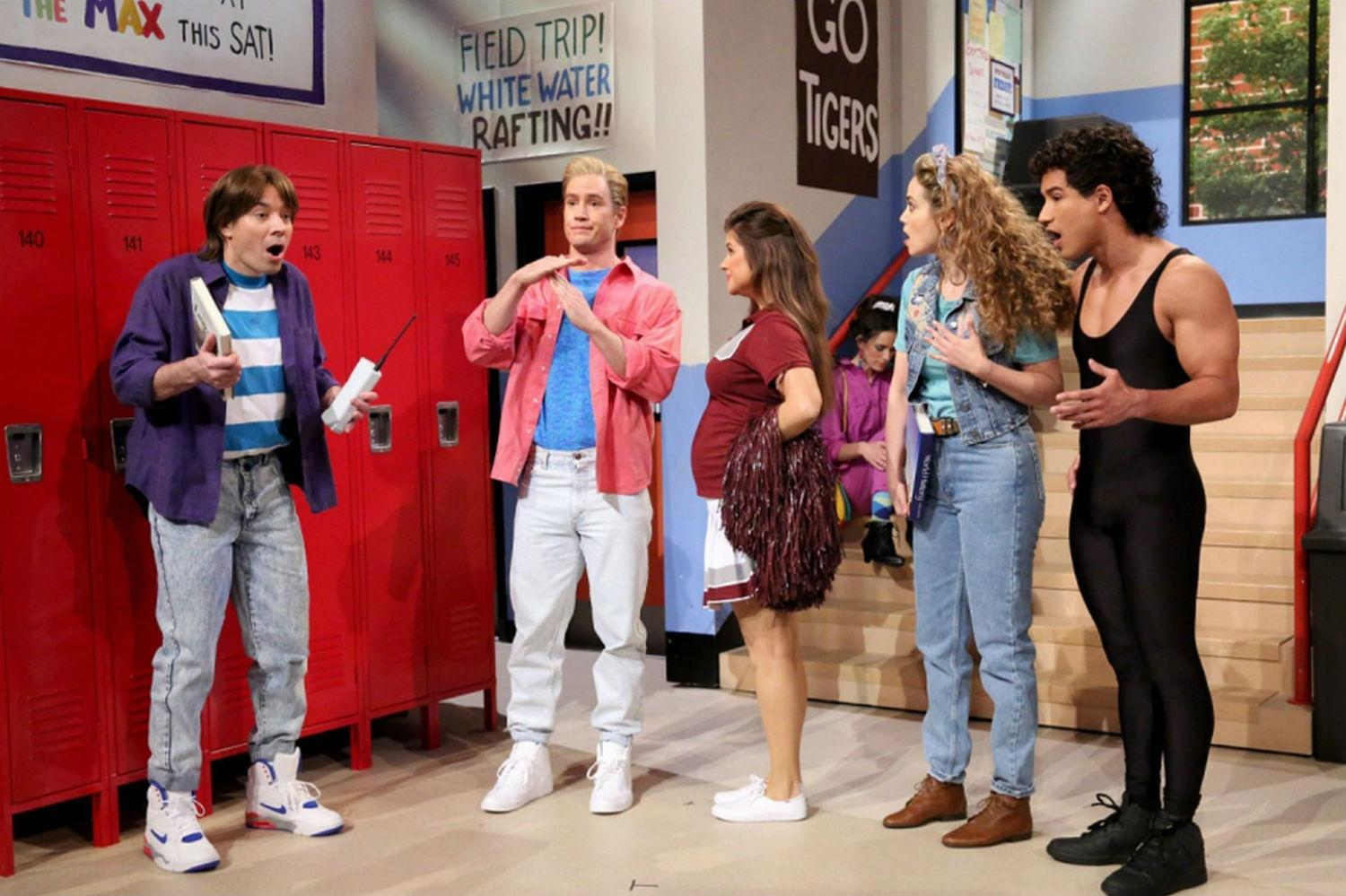 Heads up, preppies! A Saved by the Bell-themed pop-up diner is coming to Chicago