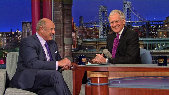 David Letterman - Dr. Phil's Advice for Justin Bieber