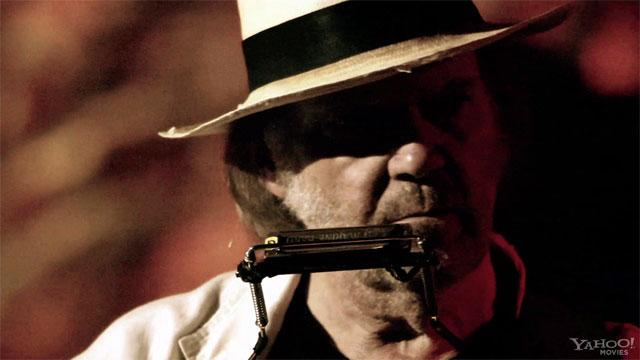 'Neil Young Journeys' Theatrical Trailer