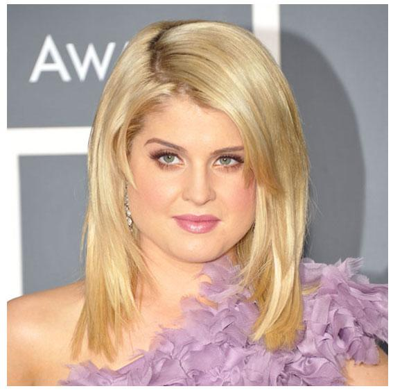 Kelly Osbourne's Pretty Glow