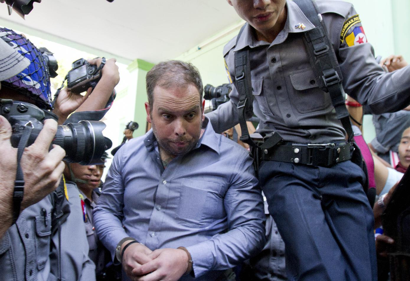 Myanmar tries NZ man on charge of insulting Buddha