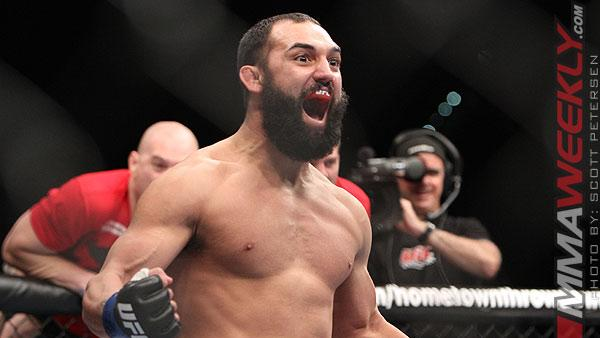 Johny Hendricks Knows He's Going to Have to Beat Georges St-Pierre Twice… and He's Ready