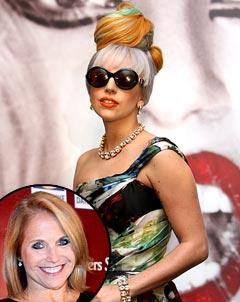 Lady Gaga, Katie Couric Team Up for ABC Thanksgiving Special
