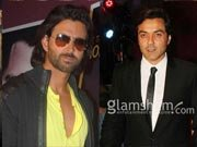Hrithik Roshan and Bobby Deol bond over kids