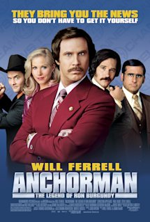 Poster of Anchorman