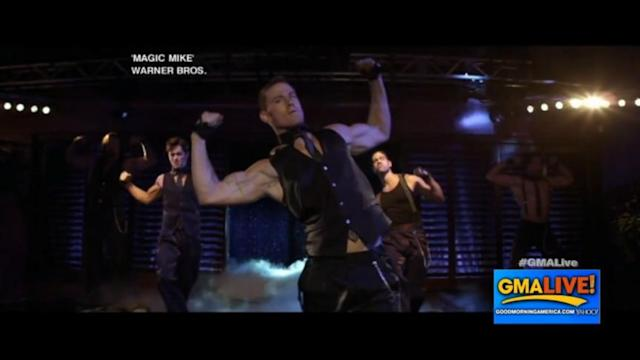 'Magic Mike' Sequel to Hit Theaters July 2015