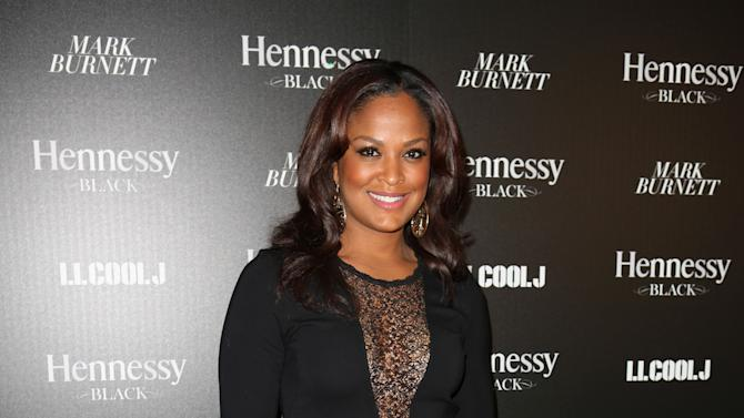 Laila Ali attends Hennessy Black: A Dinner with LL Cool J and Mark Burnett Celebrating Music's Biggest Night Out, on Sat., Feb., 9, 2013 in Los Angeles. (Photo by Casey Rodgers/Invision for Hennessy/AP Images)