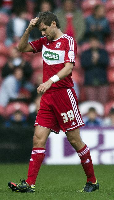 Jonathan Woodgate wants to end his career by helping Middlesbrough to the Premier League