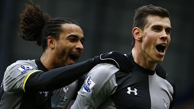 Benoit Assou-Ekotto and Gareth Bale (Reuters)