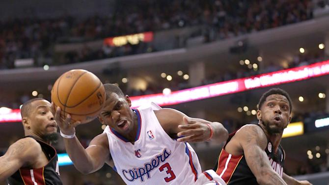 Miami Heat v Los Angeles Clippers