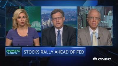 Pro outlooks ahead of the Fed