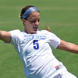 WCC Women's Soccer Player of the Week | September 22, 2014