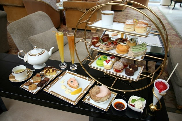 Fantastic 5 Afternoon Teas