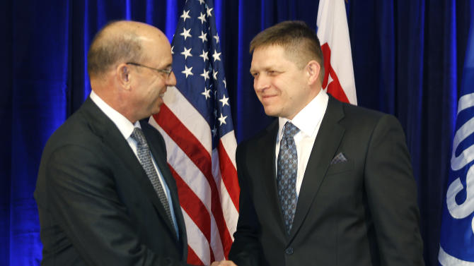 Slovakia signs deal to have US Steel stay