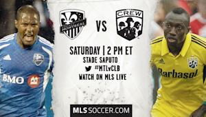 Montreal Impact vs. Columbus Crew | MLS Match Preview