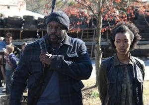Scoop: The Walking Dead's Tyreese, Sasha and Beth Upgraded to Series Regulars for Season 4