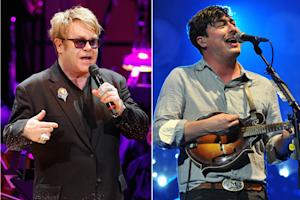 Elton John, Mumford & Sons to Honor Levon Helm at Grammys