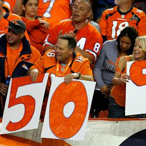 Top 5 Denver Broncos plays of the year