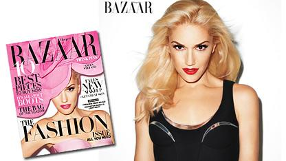 Gwen Stefani's Recipe for Six-Pack Abs