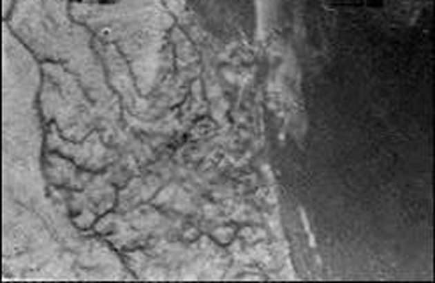 Huygens Space Probe Sends Back First Pictures Of Titan