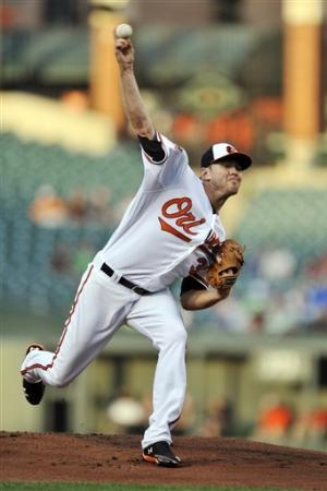 Tillman leads Orioles past Mariners 3-1