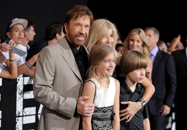 Chuck Norris won't star in any more Expendables films