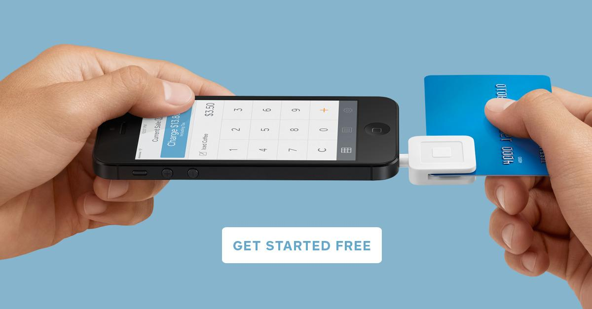 Sell more with Square®