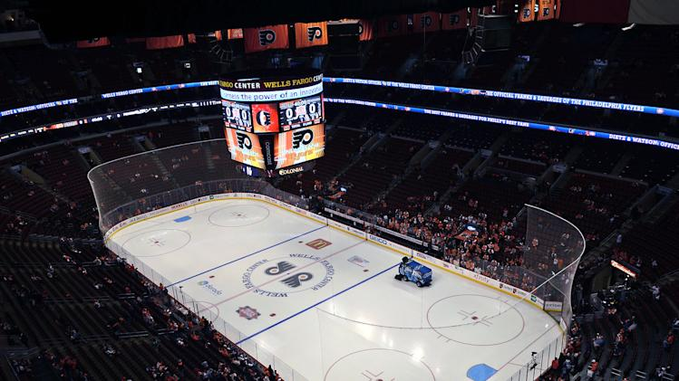 NHL: Pittsburgh Penguins at Philadelphia Flyers