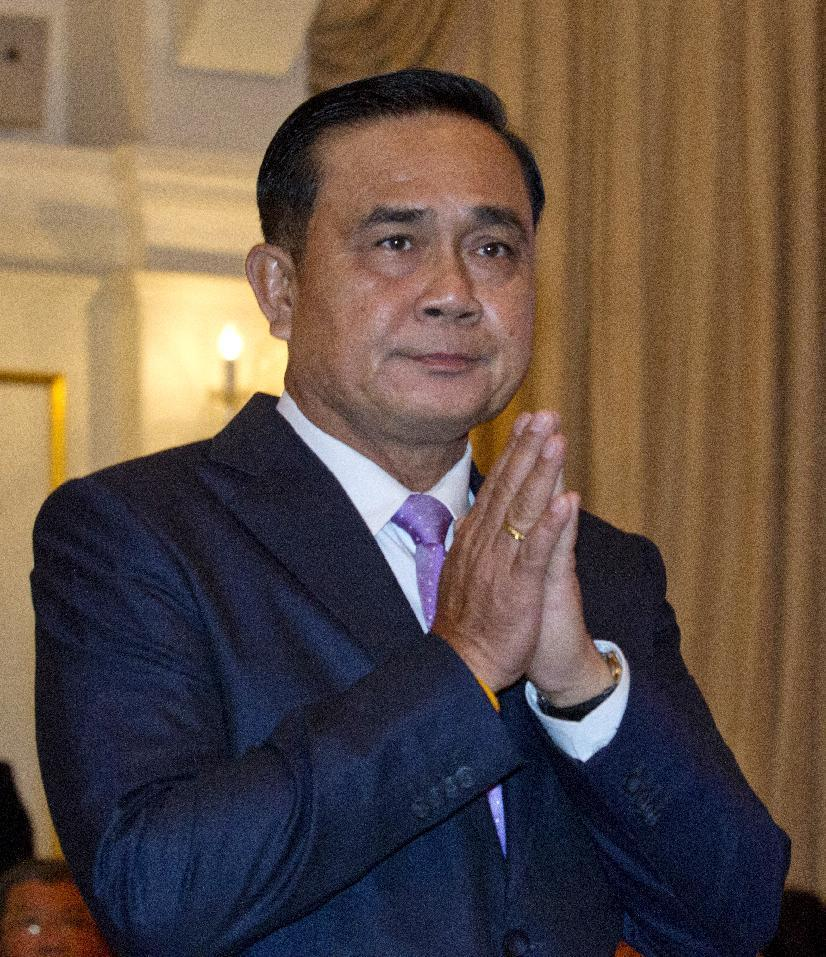 Thai charter, weakening political parties, ready for review