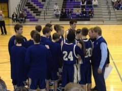 The Brentwood boys basketball team — BeRecruited