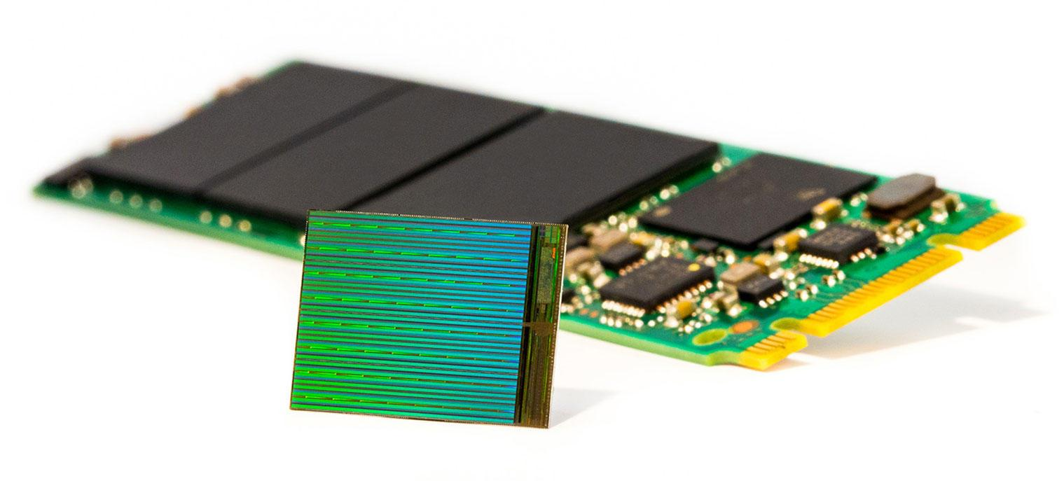 ​Intel, Micron, Toshiba promise storage that's fast and roomy